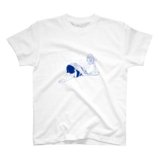 夏バテ T-shirts