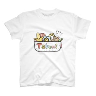 たくみ◎ T-shirts