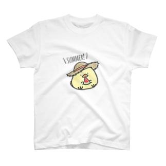なつやすみTシャツ T-shirts