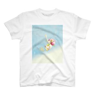 生成流転 T-shirts