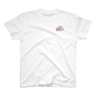 HOCCHAN-grasan-colorful T-shirts