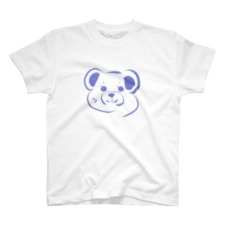 いきてるくま🐻 T-shirts