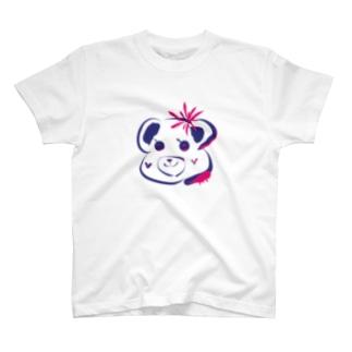 おしゃんてぃー くま たん🐻 T-shirts