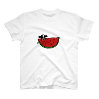 スイカちゃん T-shirts