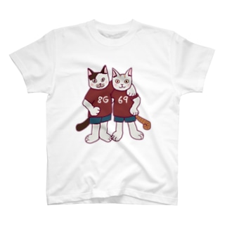 のっぴきならない/萩と禄 T-shirts
