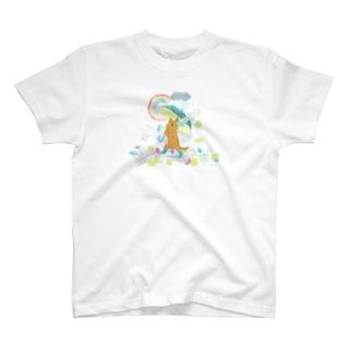 Nan and Kii T-shirts