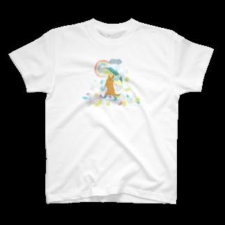 tamimi1216のNan and Kii T-shirts