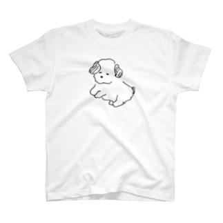 犬③ T-shirts