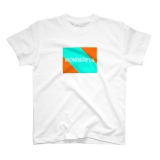 ワンダホー T-shirts