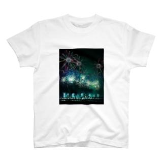 長岡花火 T-shirts