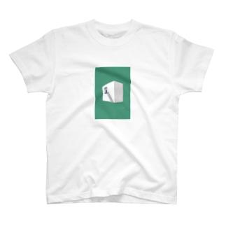 気になるハウス T-shirts