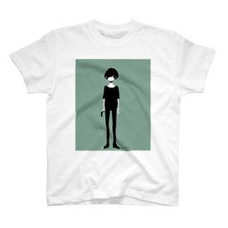 アイス詰めて T-shirts