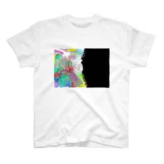 説く説法仁義に反し T-shirts