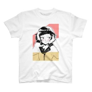 田中さんTシャツ② T-shirts