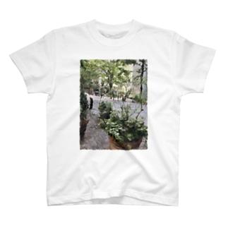 東京の景色シリーズ【丸の内】 T-shirts