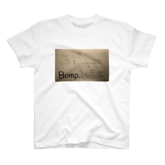 カモシカの罠Tシャツ T-shirts