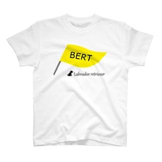 フラッグBERT君専用 T-shirts