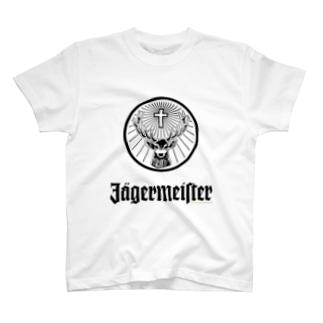 イエガーマイスター T-shirts