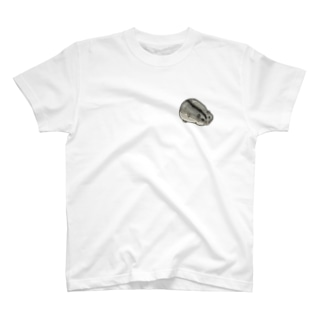ジャンガリアンハムスター T-shirts