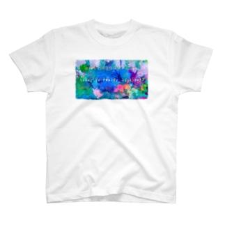 カラフルクレヨンマジック★ T-shirts