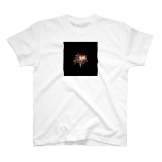 線香花火 T-shirts