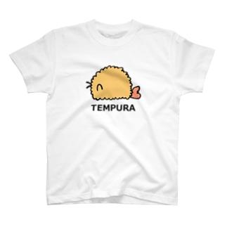 だんごむしの天ぷら T-shirts