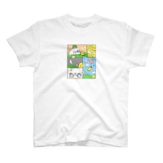 ぴよとるオールスター2019 T-shirts