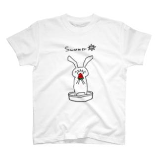 なつみ暑さとのたたかい② T-shirts