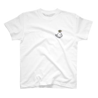 おばけが一匹 T-shirts
