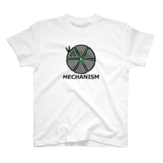 だんごむしルミネセンス T-shirts