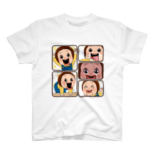 manabu1811のしょーちゃん T-shirts