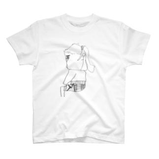クロッキーの時間2 T-shirts