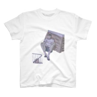 HITOTSUME_KOZOU T-shirts
