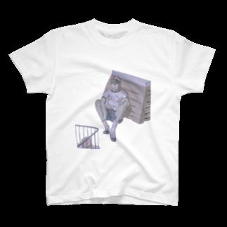 ヨAのHITOTSUME_KOZOU T-shirts