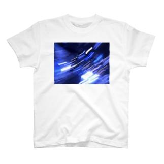 閃光 T-shirts