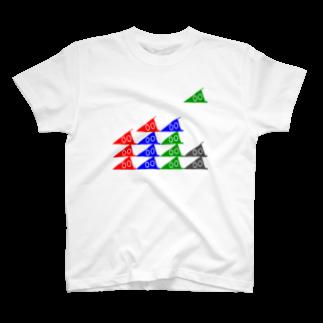 null shopの消滅寸前のスリスリ T-shirts