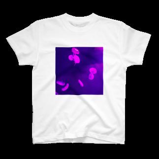 いねのくらげプカプカ T-shirts
