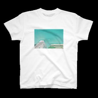 ncncccncのひこうき T-shirts