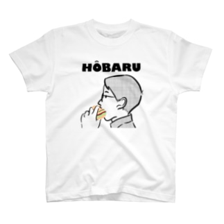 HÔBARU(type A) T-shirts
