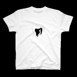 みあしろ。のまつ。 T-shirts