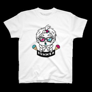 ドナゾンのSUMMER T-shirts