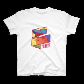 kirinkikikiのカラフルboy T-shirts