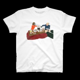 nananaeの朝食 T-shirts