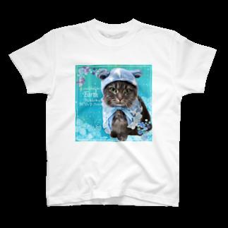 BiVin'B げこげこーずのげこげこさん会員No*119.ver T-shirts