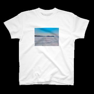 Ywue_の北海道 T-shirts