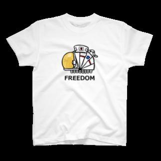 だんごむし売り場のうちゅうひこむし T-shirts