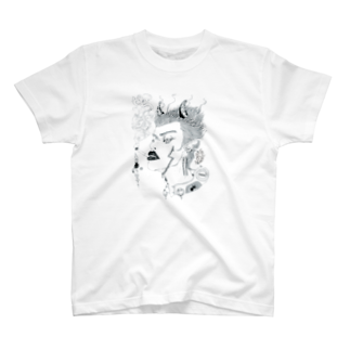 HELLL - ヘル - の地獄で一服ヲ T-shirts