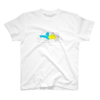 メガネ男子 T-shirts