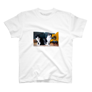 nogiku-designのNo.1 スポンキーさんリクエスト♪ T-shirts