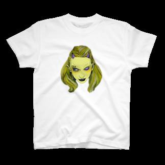 HELLL - ヘル - の目デ殺ス T-shirts